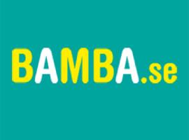 Rabatt på Bamba.se
