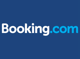 1. Rabatt på Booking.com