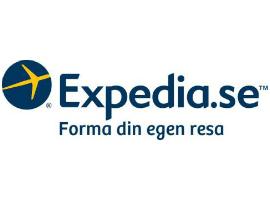 1. Rabatt på Expedia